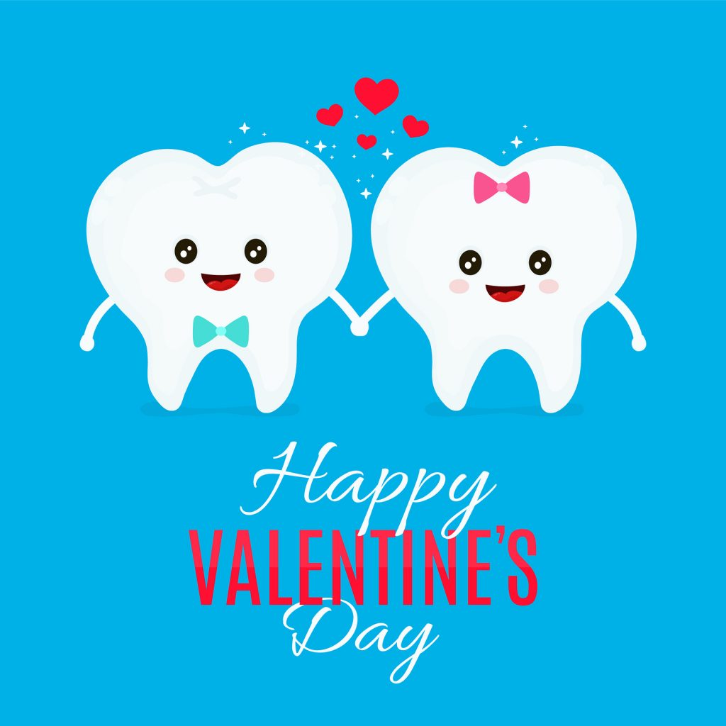 Valentine's Day Teeth