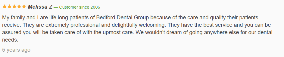 Anonymous Meet Our Dentists Review 2